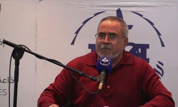 """صورة مجاهد عبد العزيز: """"يجب توحيد كل القوى الداخلية لحماية الأمن القومي الجزائري"""""""