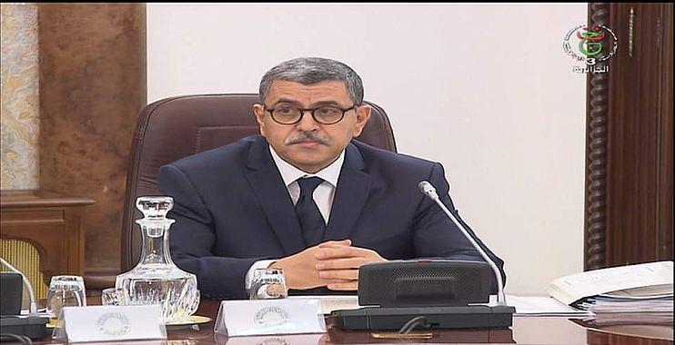 صورة الوزير الأوّل يترأس مجلسا وزاريا مشتركا لتقييم الوضعية الوبائية الـمرتبطة بجائحة كورونا فيروس