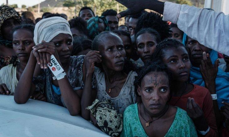 صورة إثيوبيا تؤمّن للأمم المتحدة ممرا إنسانيا مفتوحا في منطقة تيغراي