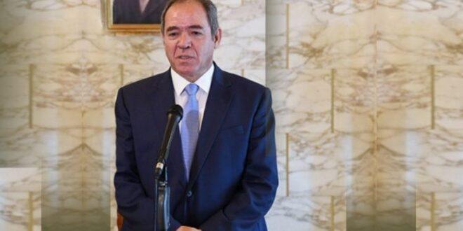 وزيرالخارجية:  الجزائر تدعم جهود الكويت لحل الأزمة بين دول الخليج