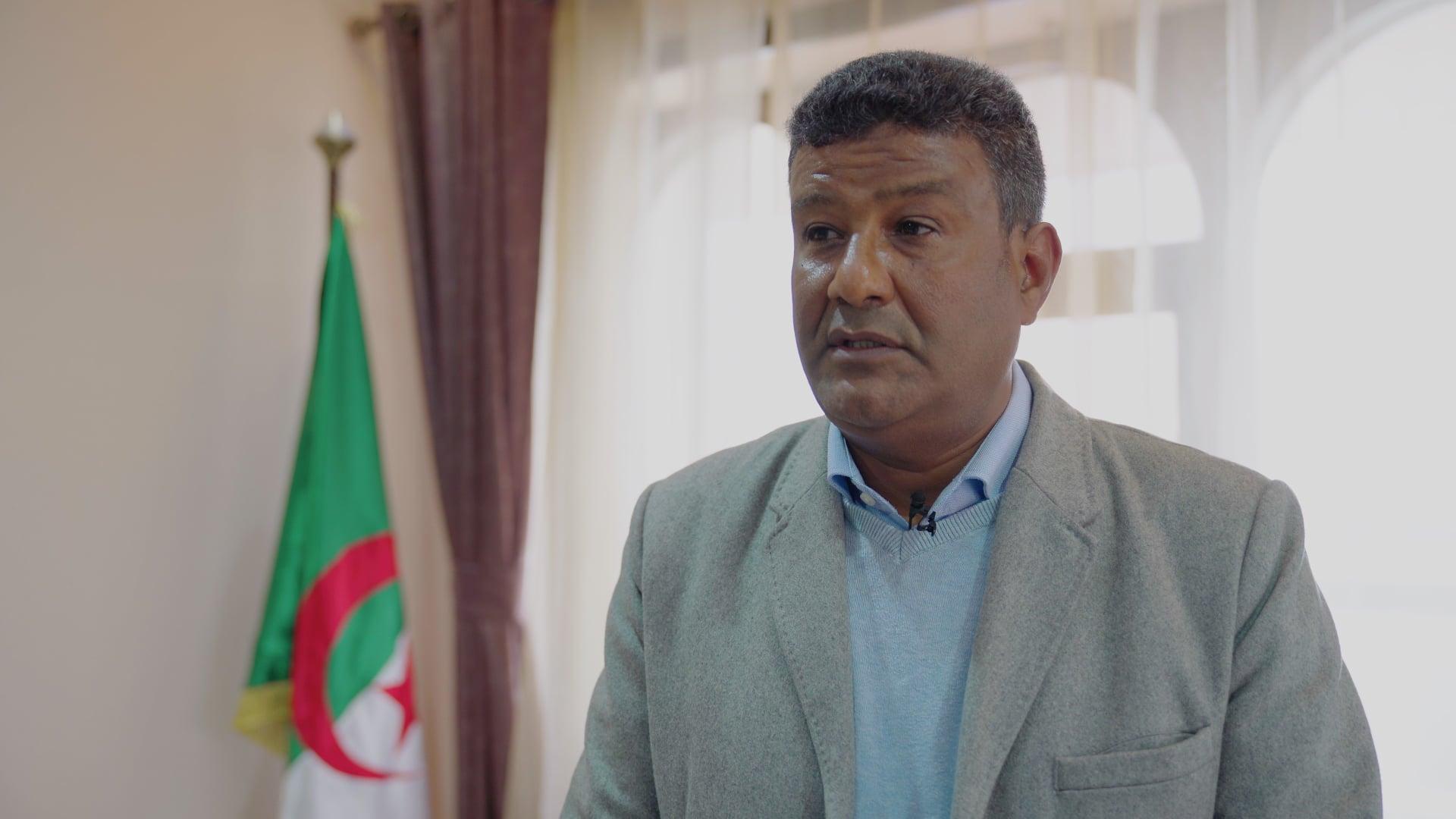 صورة تنصيب البروفيسور منير بهادي مديرا جديدا للمكتبة الوطنية الحامة