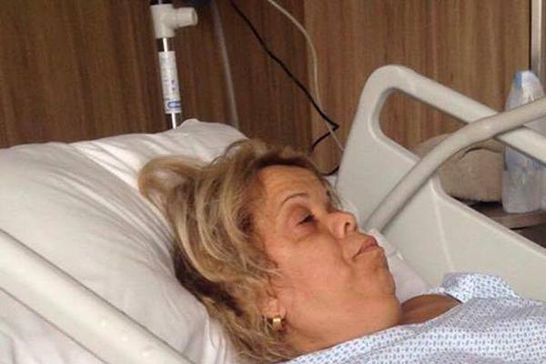 """صورة بأمر من وزيرة الثقافة والفنون:           """"لوندا"""" تتكفل بالحالة الصحية للممثلة """"عتيقة بن طوبال"""""""