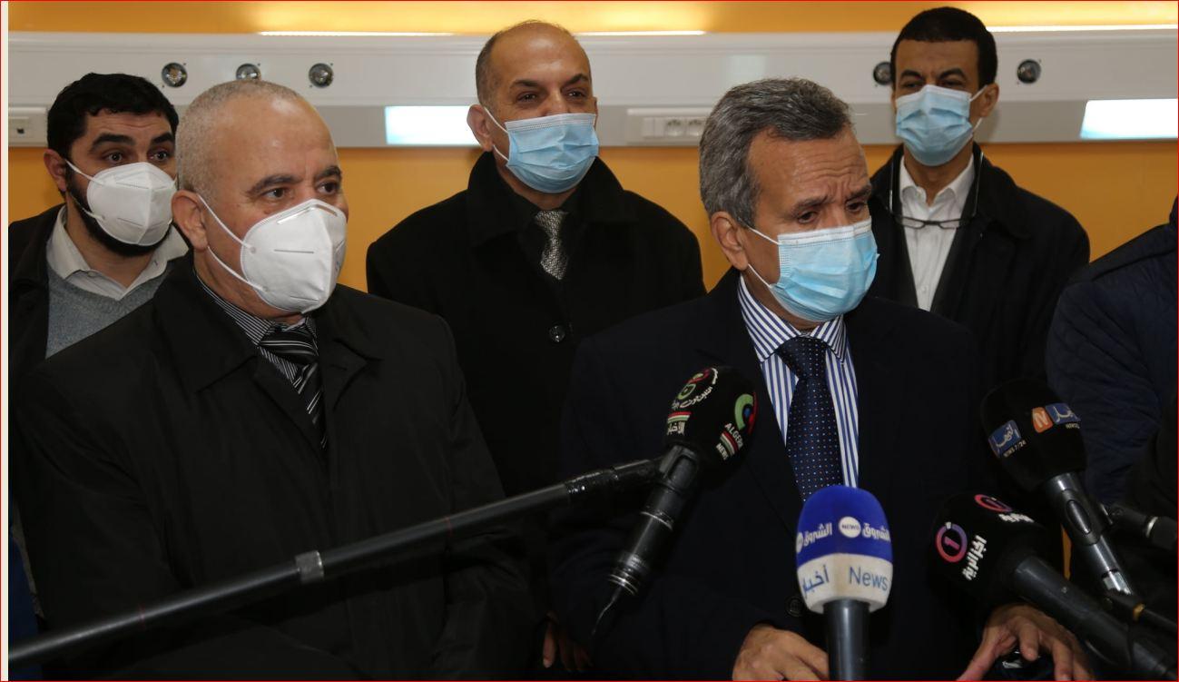 صورة تهيئة 15 مصلحة استعجالية طبية وجراحية قريبا على مستوى مؤسسات الصحة الجوارية بالعاصمة