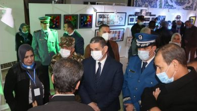 صورة بومرداس: افتتاح فعاليات ملتقى الفن والشغف في طبعته الأولى