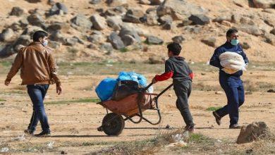 صورة منظمة إغاثة ألمانية:  سوريا تعاني من أسوأ أزمة جوع حتى الآن