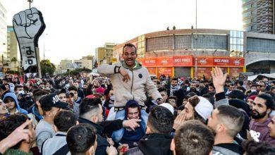 صورة لبنان: تحركات غاضبة لأهالي موقوفي طرابلس أمام المحكمة العسكرية