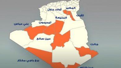 صورة رئيس الجمهورية يرقي العشر مقاطعات إدارية للجنوب إلى ولايات كاملة الصلاحيات