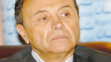 """صورة الوزير ورئيس """" الأفسيو """" السابق رضا حمياني في ذمة الله"""