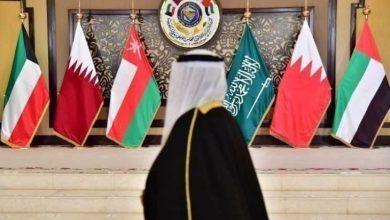 صورة مؤتمر لوزراء خارجية التعاون الخليجي: رفض التدخلات الخارجية في شؤون الدول العربية