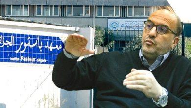 """صورة مدير معهد باستور :  """"لم نشهد أي وفاة أو حالة خطرة للملقحين .. لم أفهم لماذا لا يقبل الجزائريون على التلقيح !!"""""""