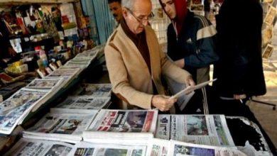 """صورة وزير الاتصال، الناطق الرسمي للحكومة عمار بلحيمر: """"عهد الصحافة الورقية انتهى"""""""