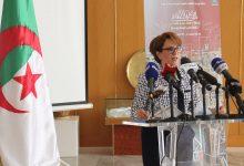 """صورة خلال إشرافها على افتتاح فعاليات شهر التراث، وزيرة الثقافة: """"التراث الجزائري يستدعي الحماية والاستغلال لكونه ثروة حقيقية"""""""