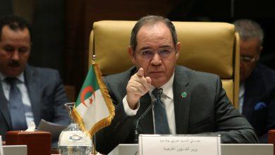 صورة بوقدوم يدعو إلى التعجيل في تنفيذ اتفاق السلم والمصالحة المنبثق عن مسار الجزائر
