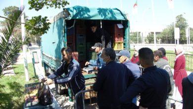 صورة فتح نقطة بيع للبطاطا بسعر 40 دج بقصر المعارض في العاصمة