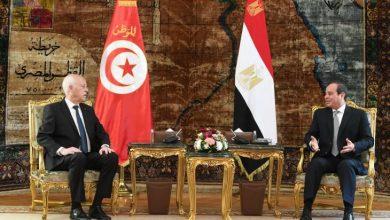 """صورة مسؤول بالرئاسة التونسية: """"السيسي مرحب به في بلادنا"""""""