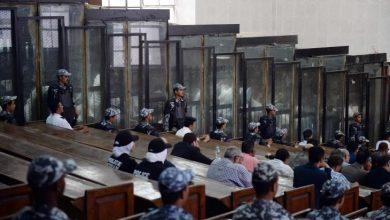 """صورة منظمة حقوقية دولية تكشف: مصر أعدمت 17 مدانا في قضية """"كرداسة"""""""