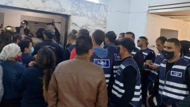 صورة اعتذار كمال بن يونس عن إدارة وكالة تونس للأنباء بعد ضجة واشتباكات بين الأمن وصحافيين