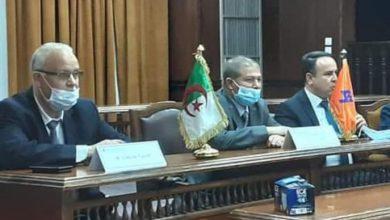 صورة مجمع سونلغاز: تنصيب مراحي بوعلام في منصب رئيس مدير عام لشركةCEEG