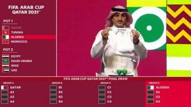 صورة كأس العرب: أبطال إفريقيا يتعرفون على منافسيهم