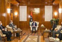 صورة بوقدوم يؤكد دعم الجزائر المتواصل للجهود الرامية لتوحيد الصفوف في ليبيا