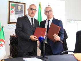 """صورة محمد بغالي: الإذاعة الجزائرية تروج لثراء الثقافة الأمازيغية و لفكرة """"وحدتنا في تنوعنا"""""""