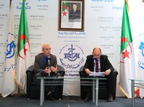 صورة المدير العام لبنك بدر : توفير 1.5 مليون بطاقة بنكية فقط منضمن 12 مليون حساب في الجزائر