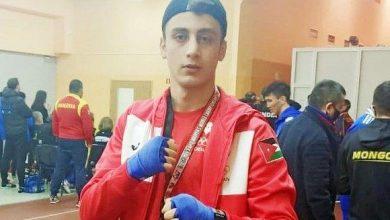 صورة بطولة العالم للملاكمة الشباب تخطف لاعب المنتخب الأردني راشد صويصات