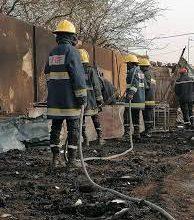 صورة مصرع 20 طفلا في اندلاع حريق بالنيجر