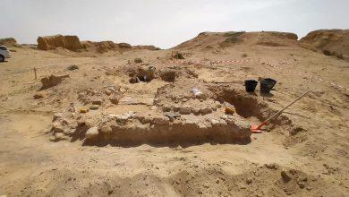 """صورة تبسة: استئناف """"الحفرية الإنقاذية"""" بالموقع الأثري تيفاش بنقرين"""
