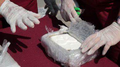 صورة وهران:  حجز 147غرام من الكوكايين وتوقيف ثلاثة أشخاص
