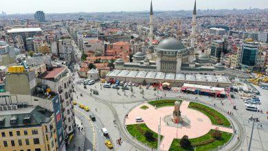"""صورة حلم أردوغان منذ 27 عاماً.. تعرف على قصة """"مسجد تقسيم"""" الذي سيُفتتح الجمعة"""