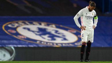 صورة راموس في مفترق طرق مع ريال مدريد