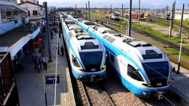 صورة تعليق حركة القطارات خلال عطلة نهاية الأسبوع