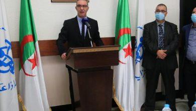 صورة محمد بغـالي يدعو عمال الإذاعة الجزائرية إلى التجند لإنجاح التشريعيات المقبلة