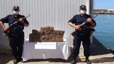 صورة وزارة الدفاع: توقيف 19 تاجر مخدرات وحجز 24487 قرص مهلوس