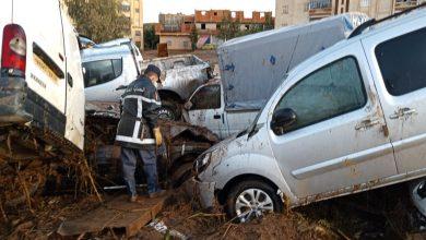 صورة مندوب المخاطر الكبرى بوزارة الداخلية:  فيضانات بني سليمان ظاهرة ذات شدة عالية غير معتادة في الجزائر