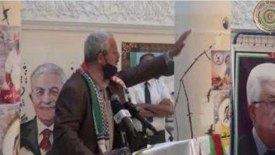 صورة المنظمة الوطنية لأبناء الشهداء تنظم وقفة تضامنية مع الشعب الفلسطيني