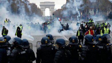 صورة فرنسا: عيد العمال واعتقال العشرات أثناء الاحتجاجات