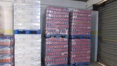 صورة المدية: أزيد من 32 طن من المواد الغذائية موجهة لمساعدة منكوبي الفياضانات
