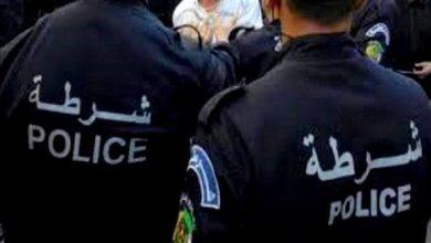 صورة مصالح الأمن الوطني تعالج  القضايا المتعلقة بالمنشورات التحريضية عبر مواقع التواصل الاجتماعي