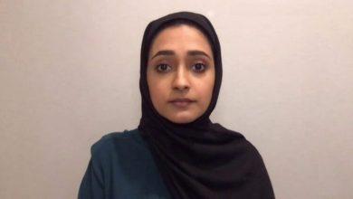 صورة وفاة المعارضة الإماراتية آلاء الصديق في حادث سير ببريطانيا
