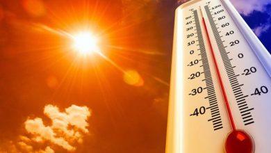 صورة موجة حر يومي الثلاثاء والأربعاء بوسط وشرق البلاد