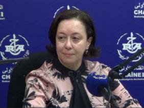صورة مليكة موساوي: المرأة الجزائرية تناضل اليوم لبناء الجزائر الجديدة