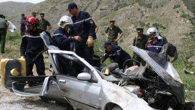 صورة حوادث المرور:  وفاة 3 أشخاص وإصابة 186 خلال 24 ساعة