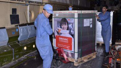 صورة الجزائر تستلم شحنة من اللقاح المضاد لفيروس كورونا تم إقتناؤها من جمهورية الصين الشعبية