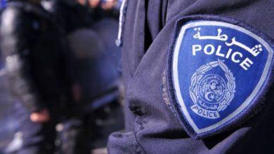 صورة تسخير أزيد من ألف شرطي لضمان السير الحسن لامتحانات  شهادة التعليم المتوسط