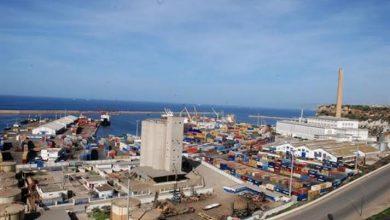 صورة ميناء وهران… حجز أزيد من أربع قناطير من الكوكايين