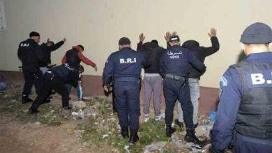 صورة تلمسان… توقيف 14شخصا متورطا في شجار عنيف