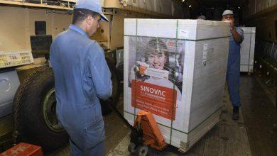 صورة الجزائر تستلم مليونين و 400 ألف جرعة من اللقاح الصيني