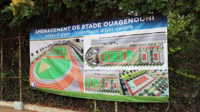 صورة بلدية الجزائر الوسطى: انطلاق أشغال إعادة تهيئة المركب الرياضي واقنوني